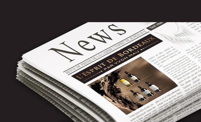 Revue De Presse Esprit De Bordeaux Yvon Mau