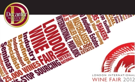 Decanter World Wine Awards 2012 - London Wine Fair